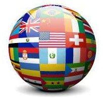 Globe for World Religion
