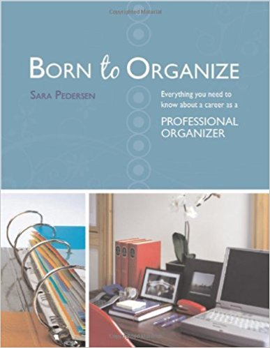 Born to Organize book cover