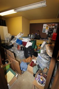 "Hoarding situation ""before"""