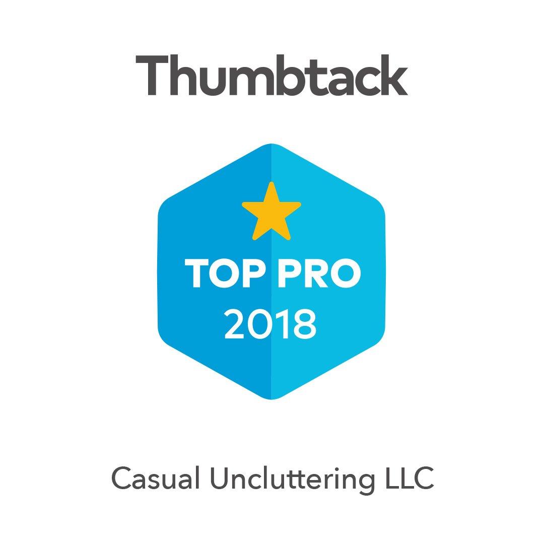 Thumbtack Top Pro in 2018