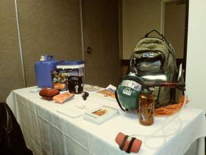 Emergency preparedness supplies